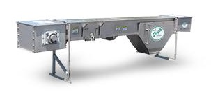 Doyle - Doyle Portable Tri-Roll Conveyor