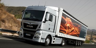 MAN - Model TGX EfficientLine 3 - Truck for Long-Haul Transport