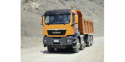 MAN - Model TGS WW - Truck for Building Site & Heavy-Duty