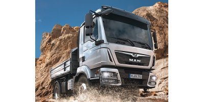 MAN - Model TGM - Truck for Building Site & Heavy-Duty