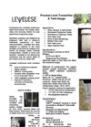 Levelese - Easier Level Measurement for Processes and Tank Guaging Brochure