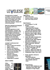 Levelese - Easier Well Monitoring System - Brochure