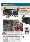 Land Pride - Model SGC15 Series - Claw Grapple Brochure