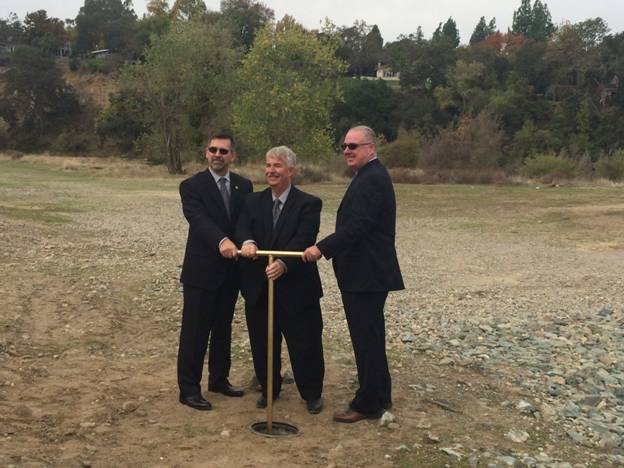 Aerojet Rocketdyne Supports American River Pipeline Conveyance Project Dedication