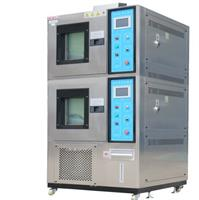 Asli - Model TH - Two Zones Design Temperature Humidity Test Chamber