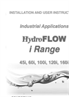 HydroFLOW - i Range Industrial Applications