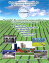 Water Treatment Solutions for Agricultural Applications