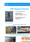 AGCOS - RMT - Magnetic Antenna for Induction Coil Datasheet