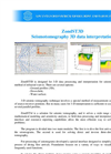 ZondST3D - Seismotomography 3D Data Interpretation Software Brochure