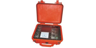 AGCOS - Model ACF-4M - Audiomagnetotelluric Data Acquisition System