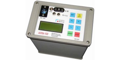 AGCOS - Model ASTRA-100 - Geoelctrical Transmitter for EM surveys