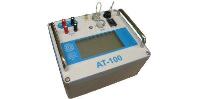 AGCOS - Model AT-100 - Multifunction Current Source for Geophysical EM Surveys