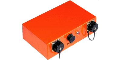 AGCOS - Model IMVP - 8-Channel Geophysical EM Receiver for Induced Polarization