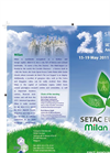 Milan First Announcement and Call for Session Proposals