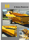 B8-E Reservoir Cart Brochure