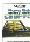 Brush Cutters and Weed Cutters Products Brochure