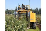 Oxbo - Model 8000  - Blueberry Harvester