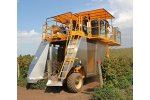 Oxbo  - Model 7420  - Blueberry Harvester