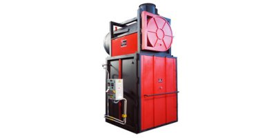 For.Tec. - Pyrolytic Paint Stripping Ovens