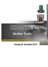 Chance - Anchor Tools - Brochure