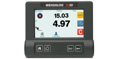 Weighlog - Model 3030 - Wheel Loader Scales