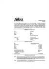 Avitrol Technical Data Sheet