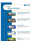 ICP Range of Products Data Sheet