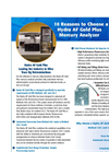 10 Reasons to Choose a Hydra AF Gold Plus Mercury Analyzer