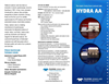 Hydra AA Consumables Booklet