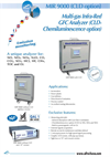 Altech - MIR 9000 - Multi-Gas Infra-Red GFC Analyzer (CLD- Chemiluminescence Option) System Datasheet
