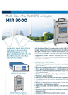 MIR 9000 Multi-Gas Infra-Red GFC Analyzer Brochure