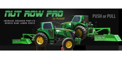 Nut Row Pro - Self-Adjusting Articulating Head
