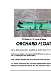Orchard Float Brochure