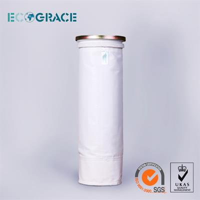 ECGRACE - Model 160*6000 - Nonwoven PPS bag filter specicication in asphalt plant