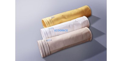 Thermal Power Plant Needle Felt Filter Ryton , PPS Heat Resistant Filter Bags