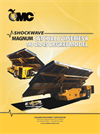 MAGNUM CATCHALL - Model VII SERIES II 90 OR 45 DEGREE - Two Piece Tree Crop Harvester Brochure