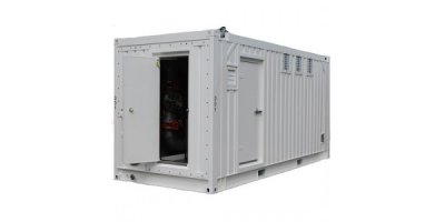 Containerized Enclosed Container Systems