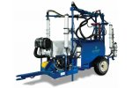 Model 300 Gallon - Two Row Blueberry Sprayer