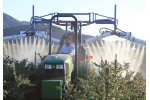 Model 100 Gallon  - Two Row Blueberry Sprayer