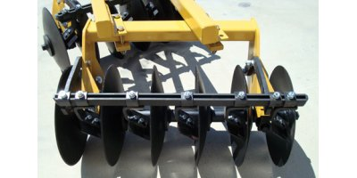 SWECO - Model 500-3P - Disc Harrow
