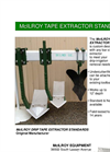 McIlroy - Drip Tape Extractor Standards Datasheet