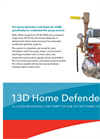 13D - Home Defender Residential Fire Pump Brochure