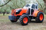 Kubota - Model M9960 - Low Profile Orchard Cab