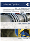 RPS - Model A Series - Piping System - Brochure