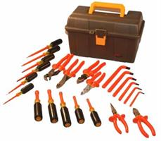 Cementex - Model ITS-24B - Basic Insulated Tool Set