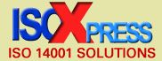 ISOXpress - Version ISO 14001:2004 - ISO 14001 Document Control and ISO System Management Software