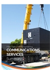 Hypower - Communications Services Brochure