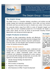 Delphi Group Brochure