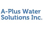 A Plus Water Water Solutions, Inc.