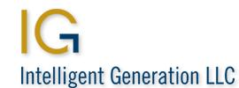 Intelligent Generation LLC